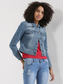 Denim Jackets – Buy Denim Jackets For Men & Women Online in India