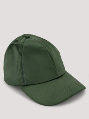 NEW LOOK  Satin Lace Up Back Cap