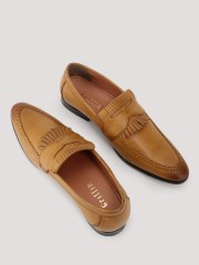 GRIFFIN  Loafers With Fringes