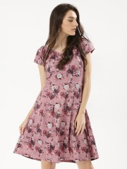 COVER STORY  Floral Printed Dress