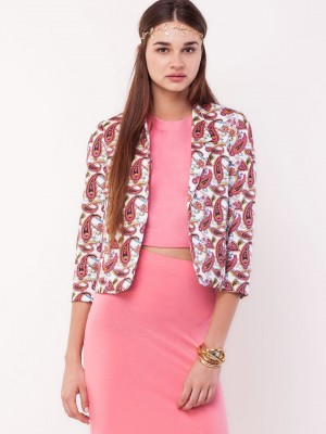 Women's printed jackets online india – New Fashion Photo Blog