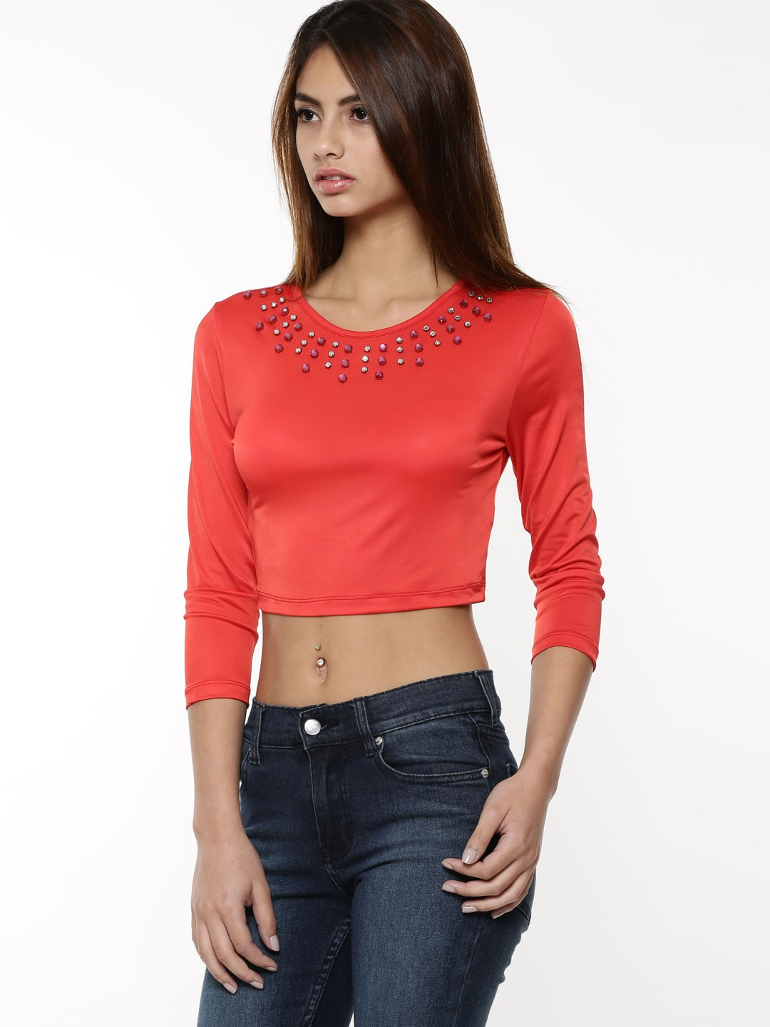Buy crop tops for girls at unbelievably low prices that can increase the joy of your shopping multiple times. With Zipker you can rest assured that the items that you will be buying will be of the best and the most commendable quality.