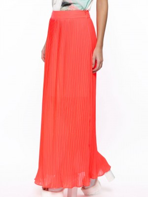 Pleated Long Skirts Online