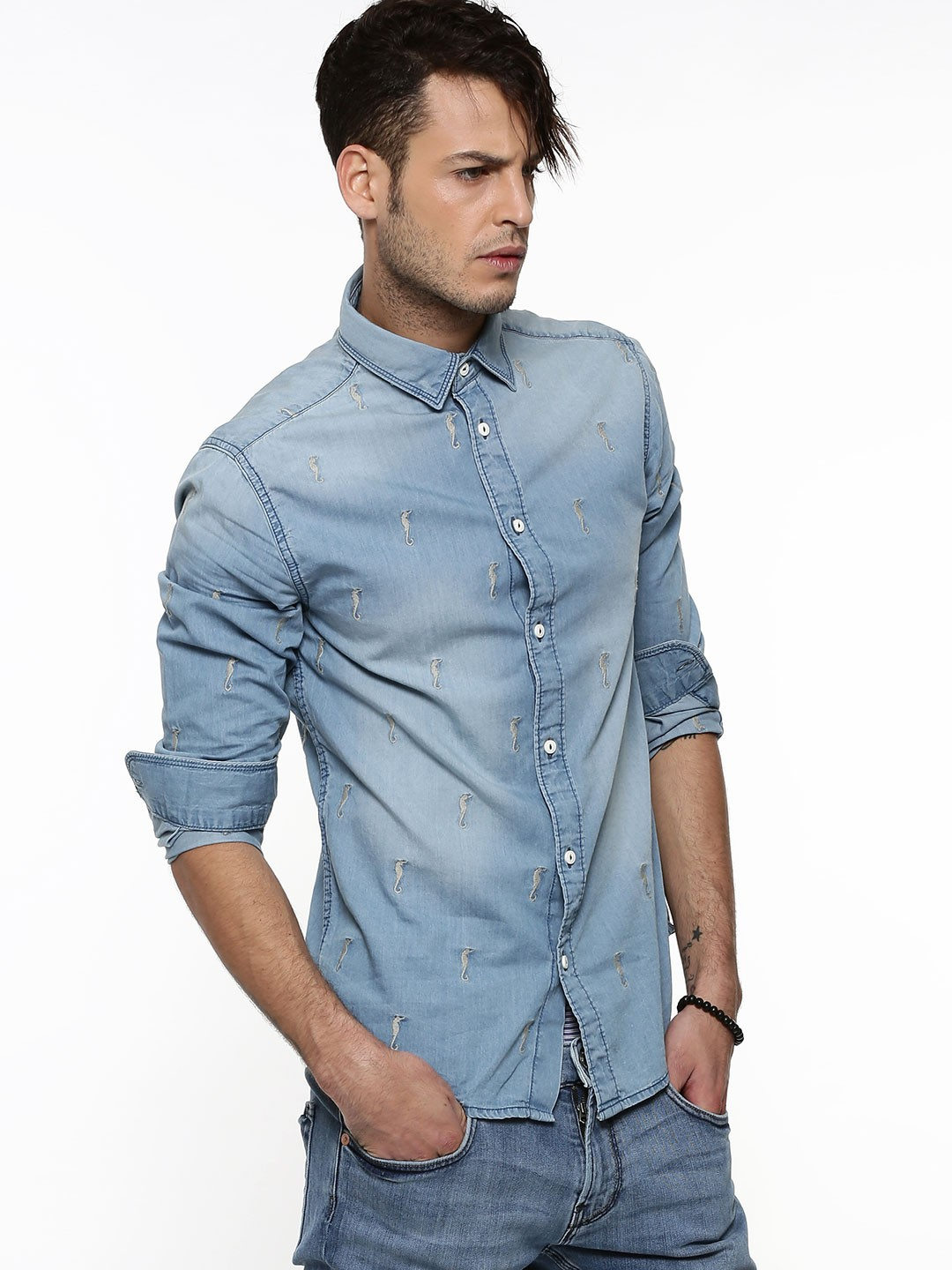 7781e5cfab5 Blue Denim Shirts India – EDGE Engineering and Consulting Limited