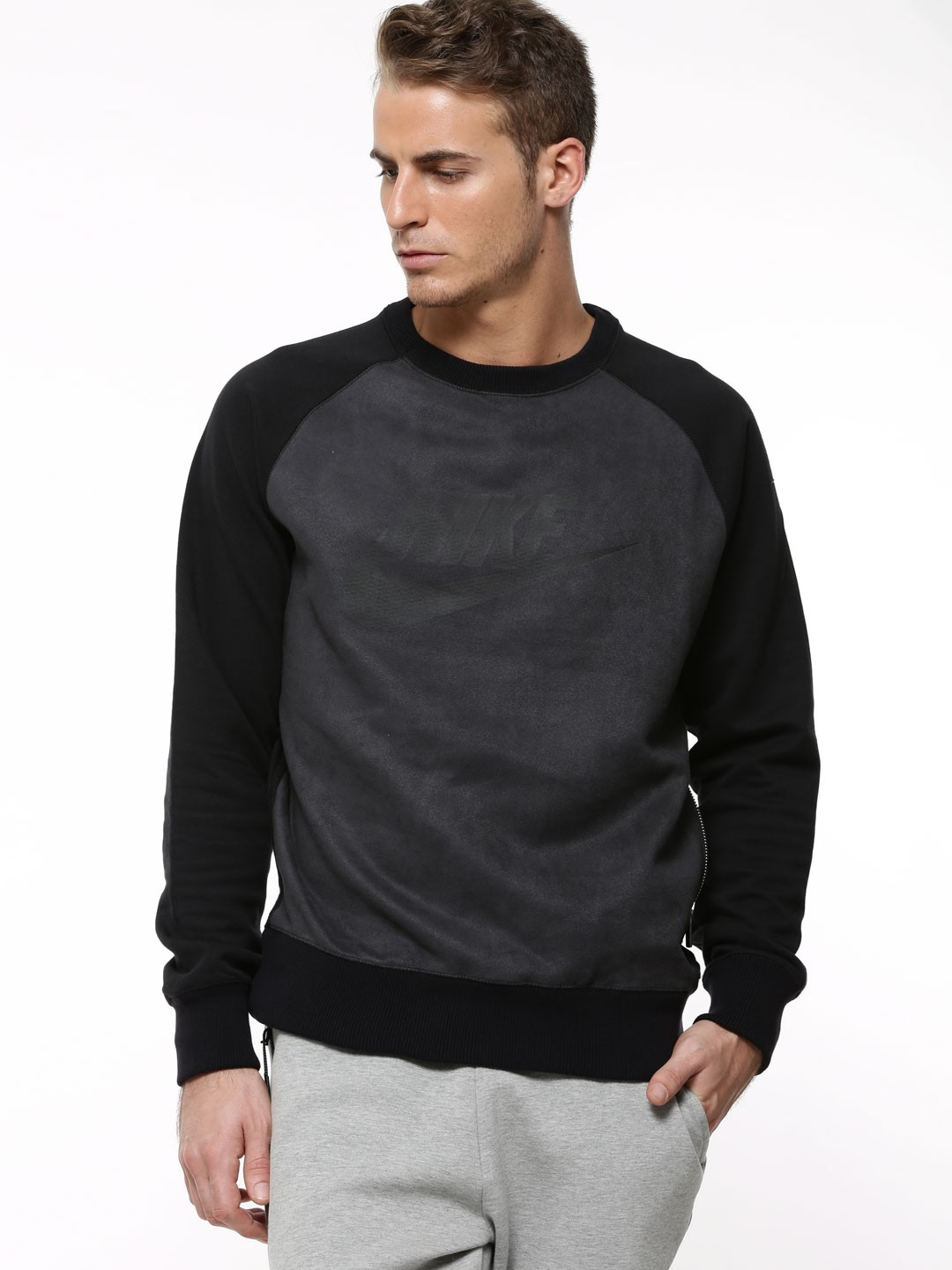 buy nike aw77 cristiano ronaldo sweatshirt for men men 39 s. Black Bedroom Furniture Sets. Home Design Ideas