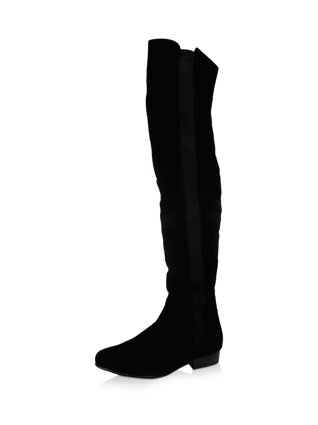 Buy NO DOUBT Suedette Over The Knee Boots For Women - Women's ...