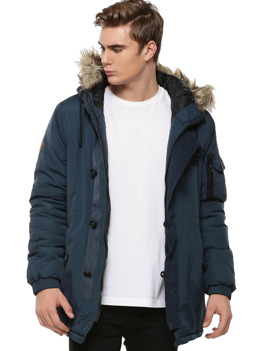 Buy Mens Parka Jacket | Fit Jacket