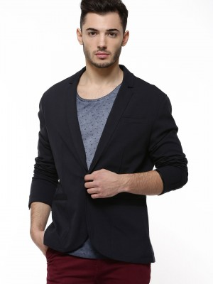 Buy JACK & JONES Hugh Casual Summer Blazer For Men - Men's Dark ...