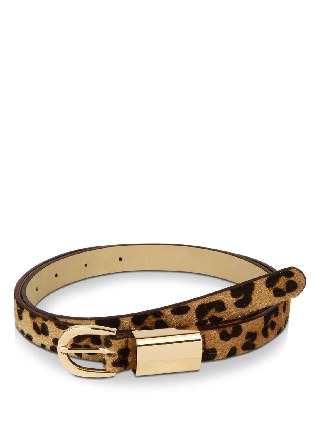 Buy NEW LOOK Leopard Print Belt For Women