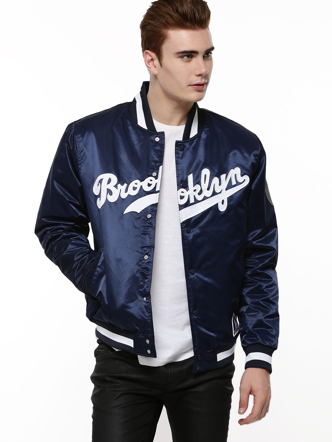Majestic Baseball Jackets - Coat Nj