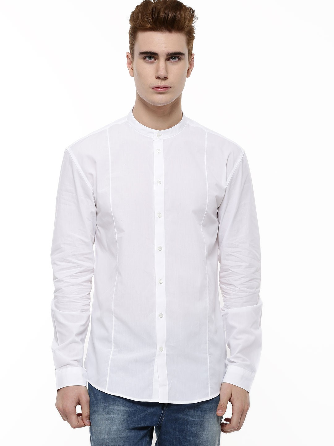 Collarless Shirts For Mens Online | Artee Shirt