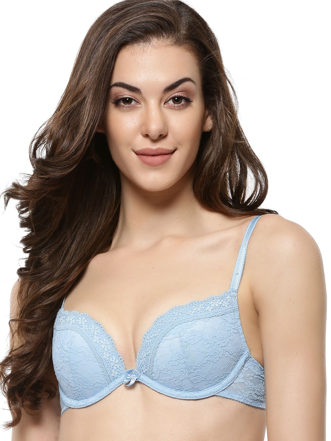 Feel supported & stylish with New Look's women's bras. Find strapless bras, backless and stick on bra styles in black, nude and more. Free delivery available.