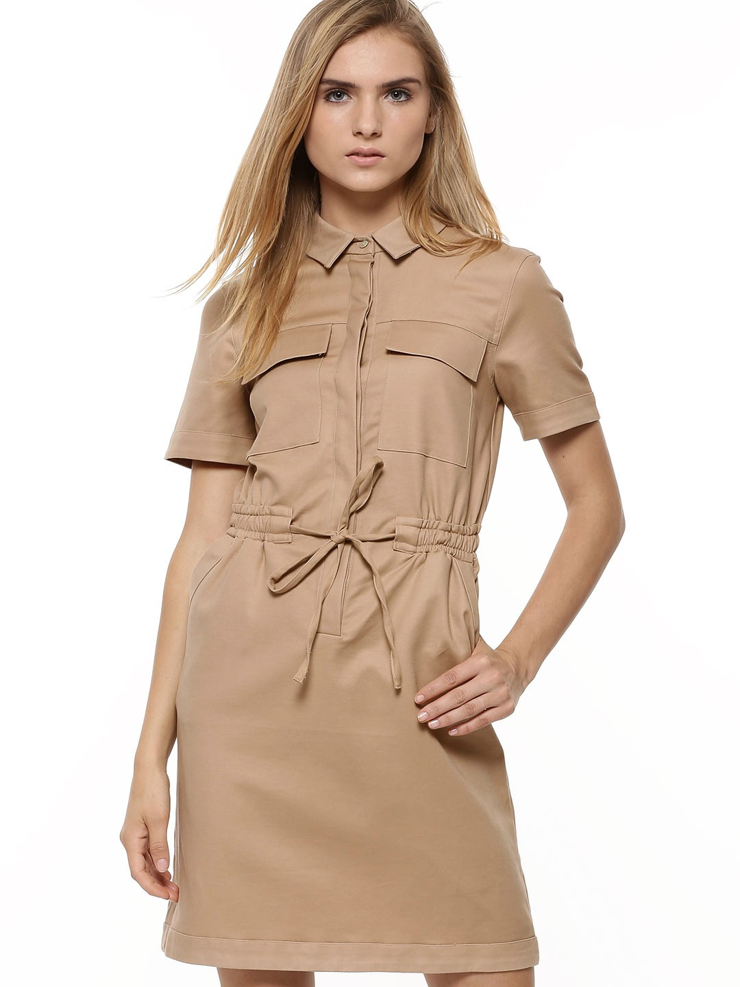 Buy warehouse safari style shirt dress for women women 39 s for Where to buy a dress shirt