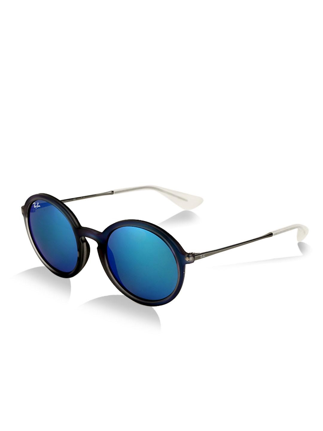 53beb1df22 Buy RAY-BAN Round Sunglasses For Women - Women  39 s Blue Round
