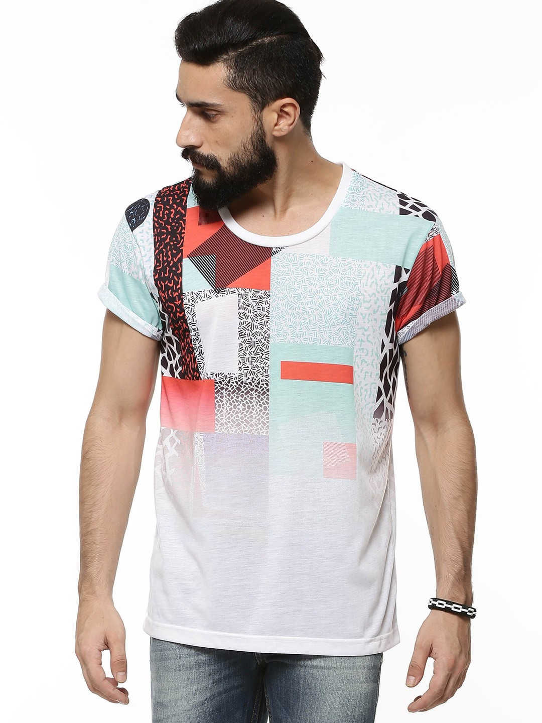 f433bf1f Printed T Shirts Online India