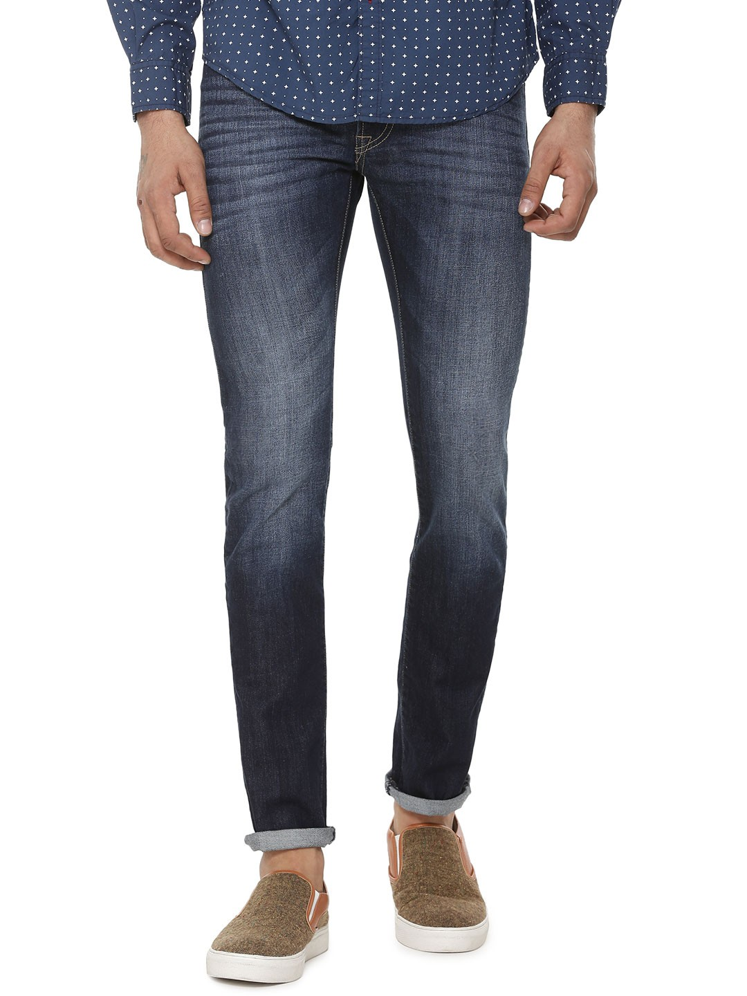 buy pepe jeans soho skinny jeans with whiskers for men. Black Bedroom Furniture Sets. Home Design Ideas