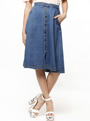 Online Denim Skirts - Dress Ala