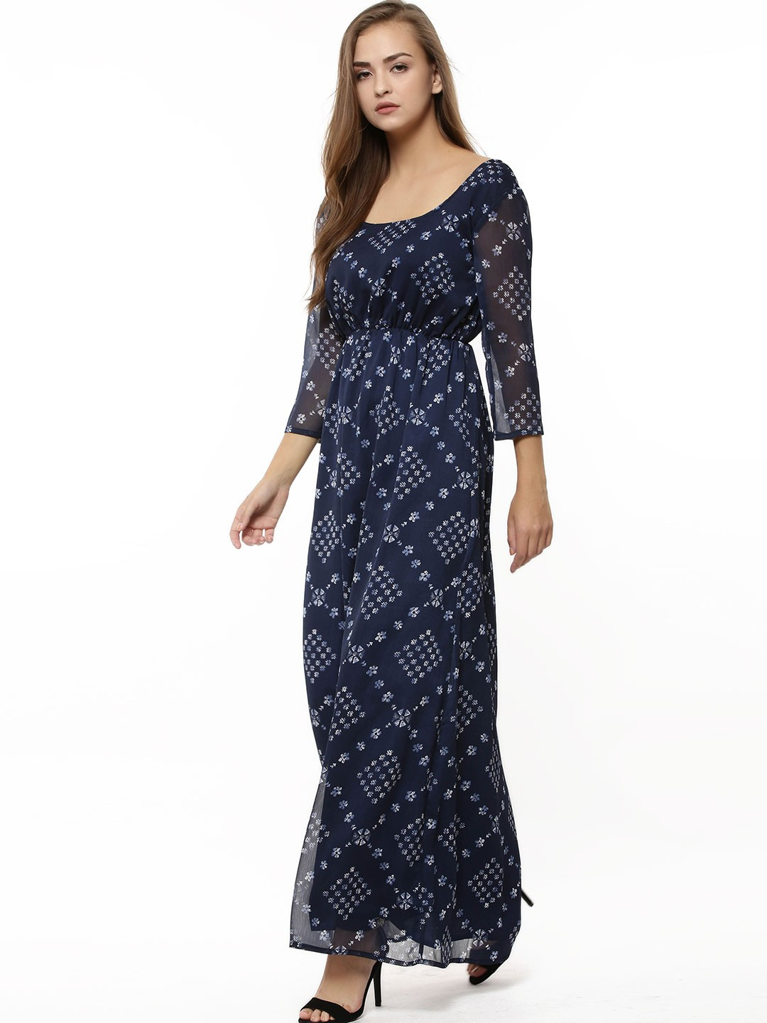 Lastest  Maxi Dress For Women  Women39s Black Maxi Dresses Online In India