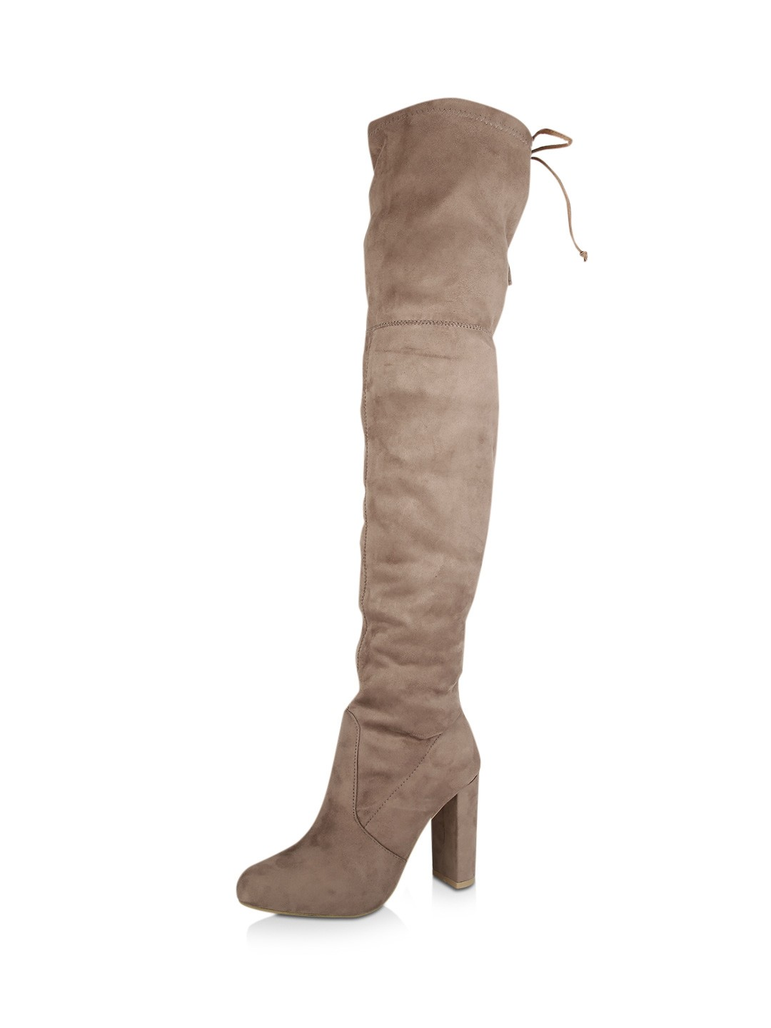 Buy NO DOUBT Knee High Boots For Women - Women's Brown Boots ...