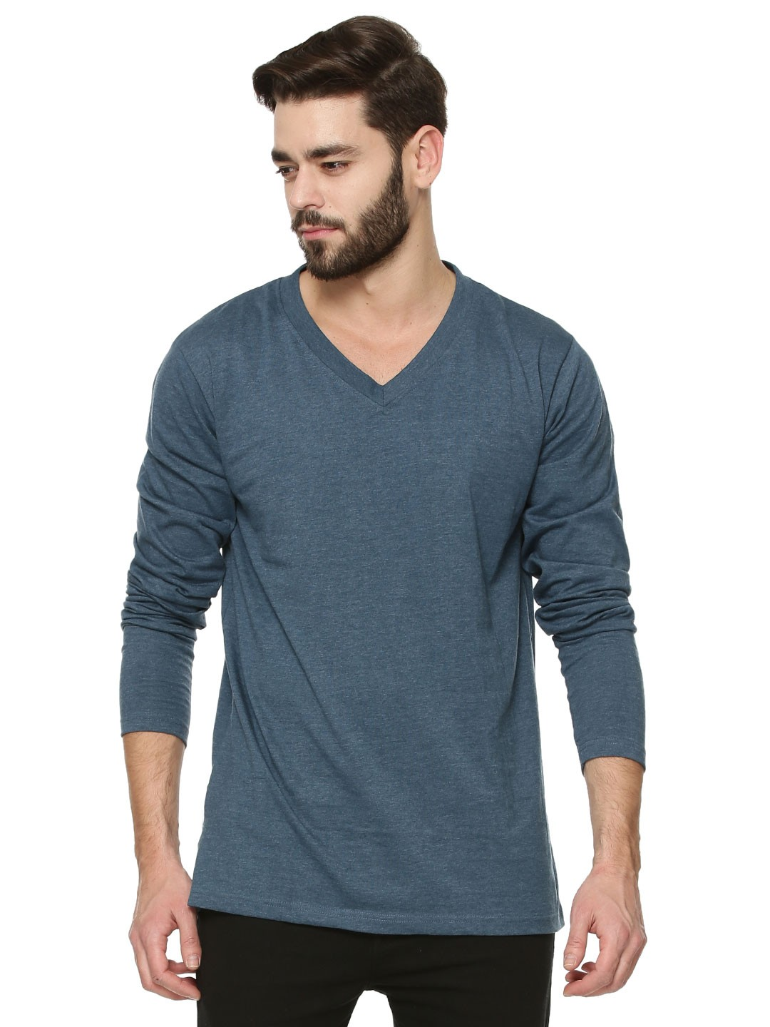 Online Shopping for Mens T shirts at Low Prices. T-shirts are among the most versatile pieces of clothing in men's fashion. A T-shirt can be worn while lounging around at home, working out, going out to a pub or to a date, or paired with pyjamas when sleeping. These clothing options can be paired with trousers, jeans, dressy shorts or sports shorts for a variety of different activities and.