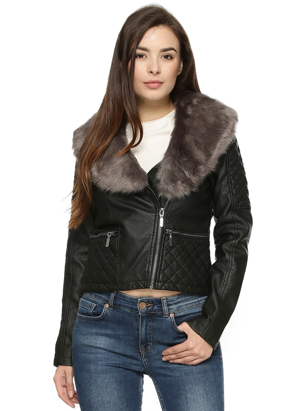 Buy leather jackets online in india