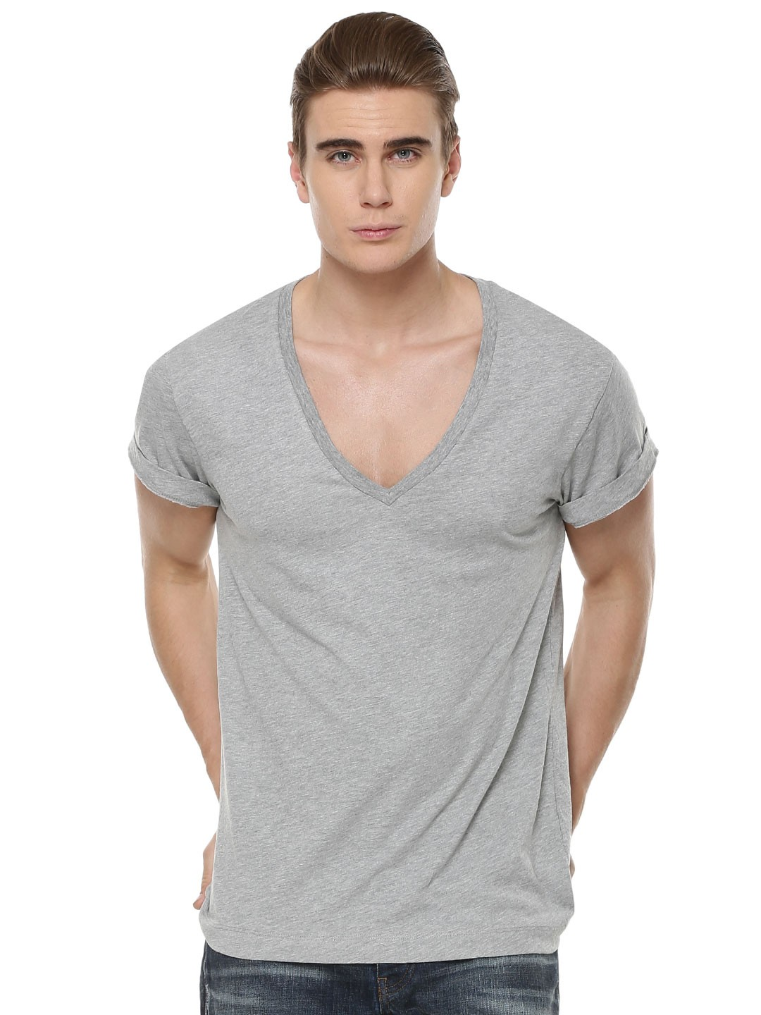 Find great deals on eBay for deep neck mens t shirt. Shop with confidence.
