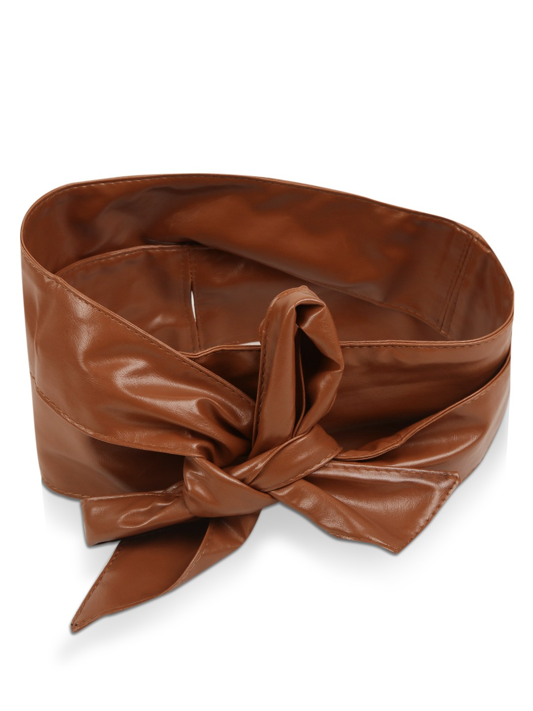 buy style tie wrap belt for s brown