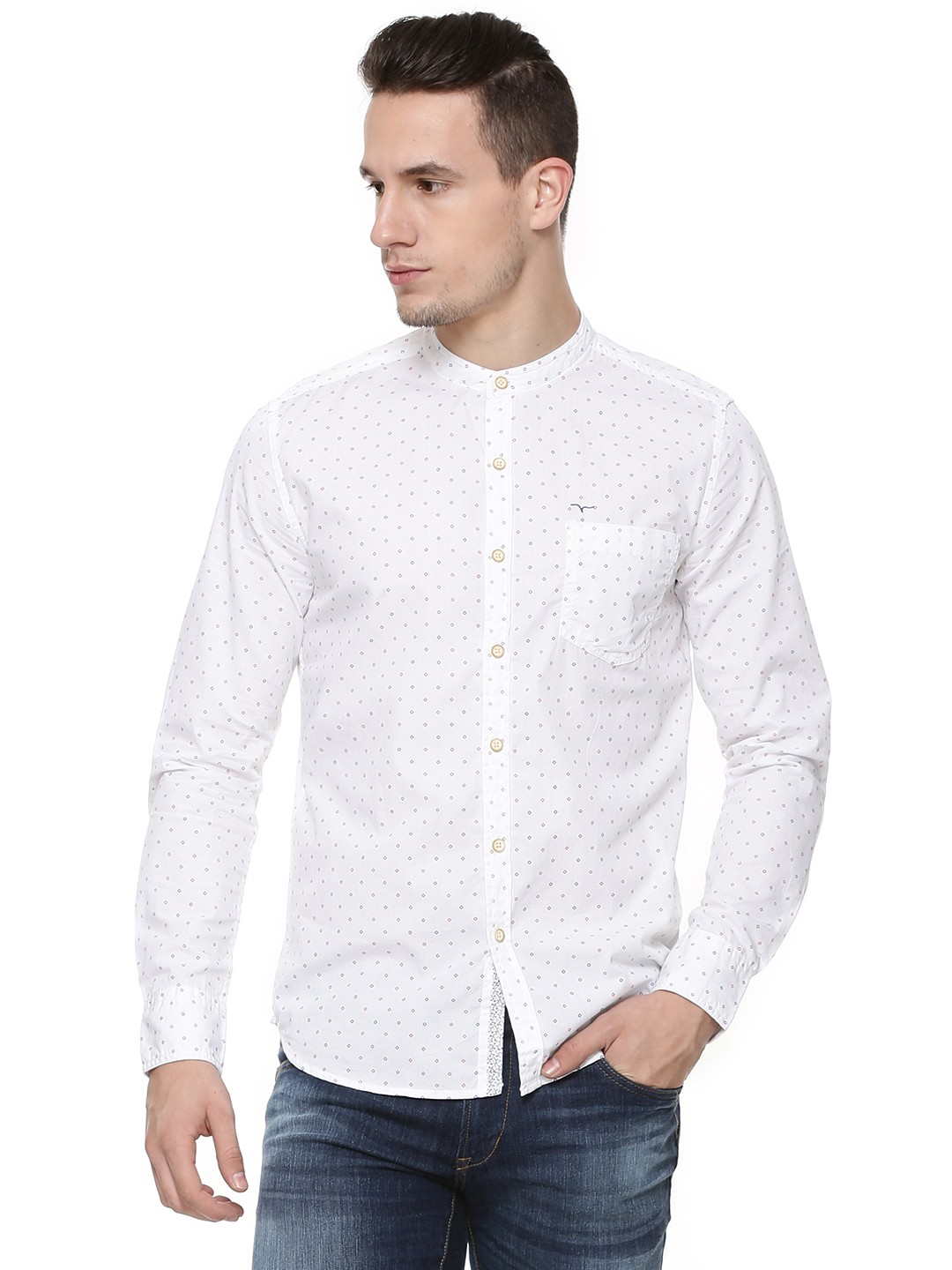 Find great deals on eBay for Mandarin Collar Shirt Mens in Casual Shirts for Different Occasions. Shop with confidence.