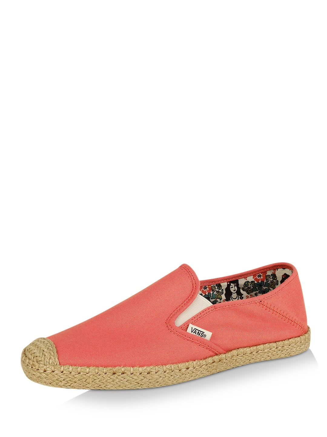 buy vans slip on shoes for s pink flat shoes