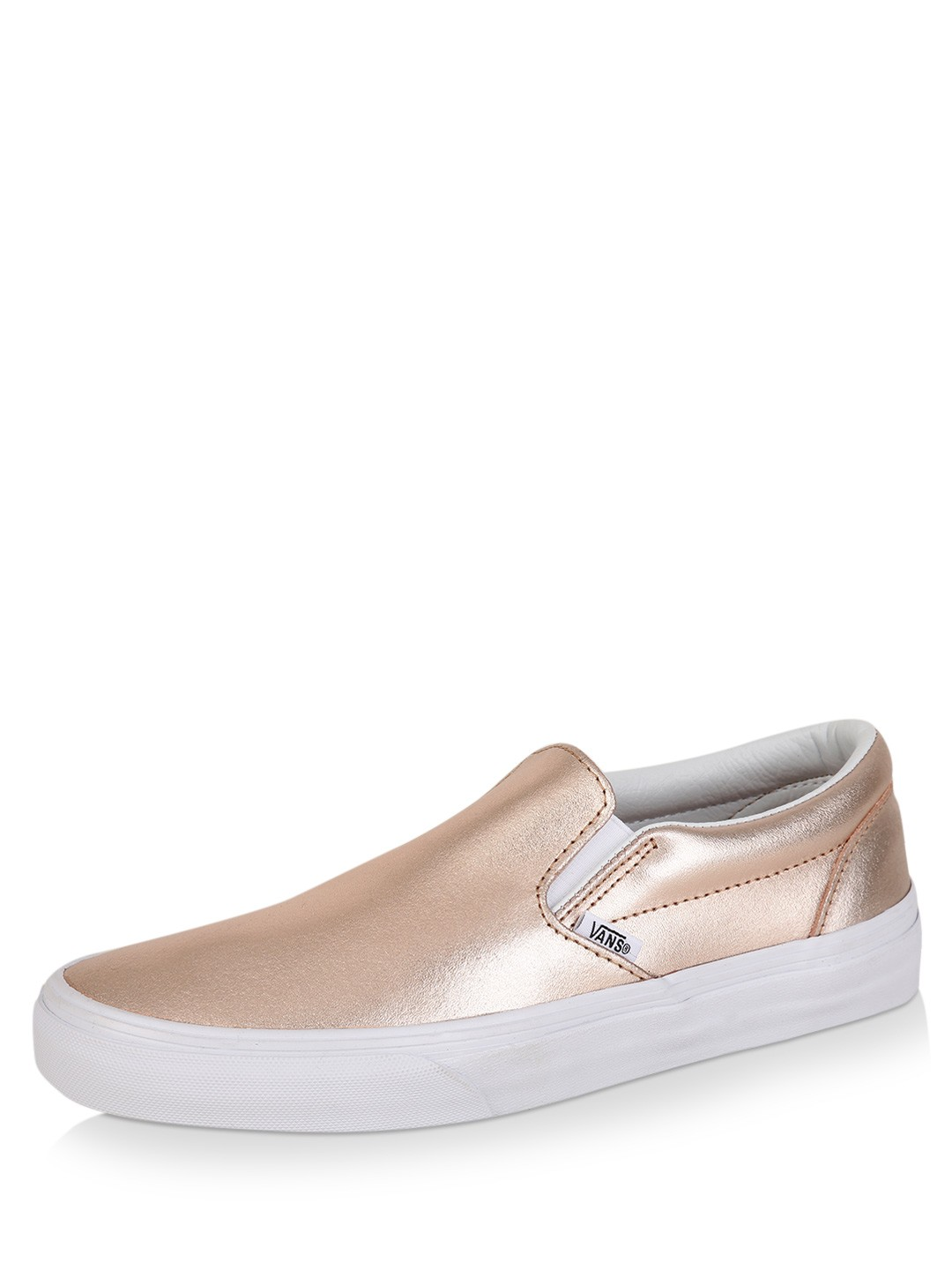 buy vans metallic classic slip on shoes for