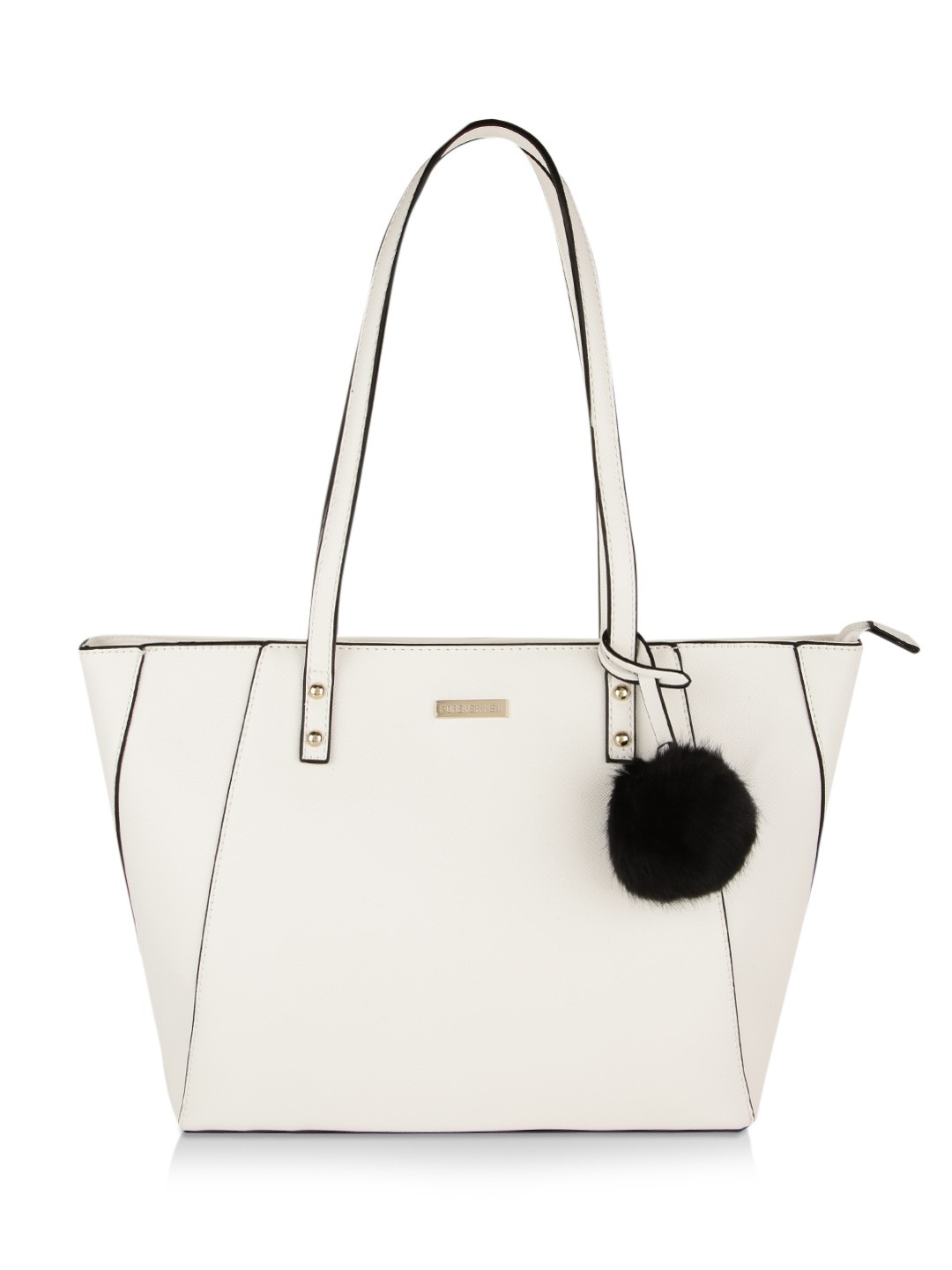 Buy FOREVER NEW Tote Bag For Women - Women's White Tote Bags ...
