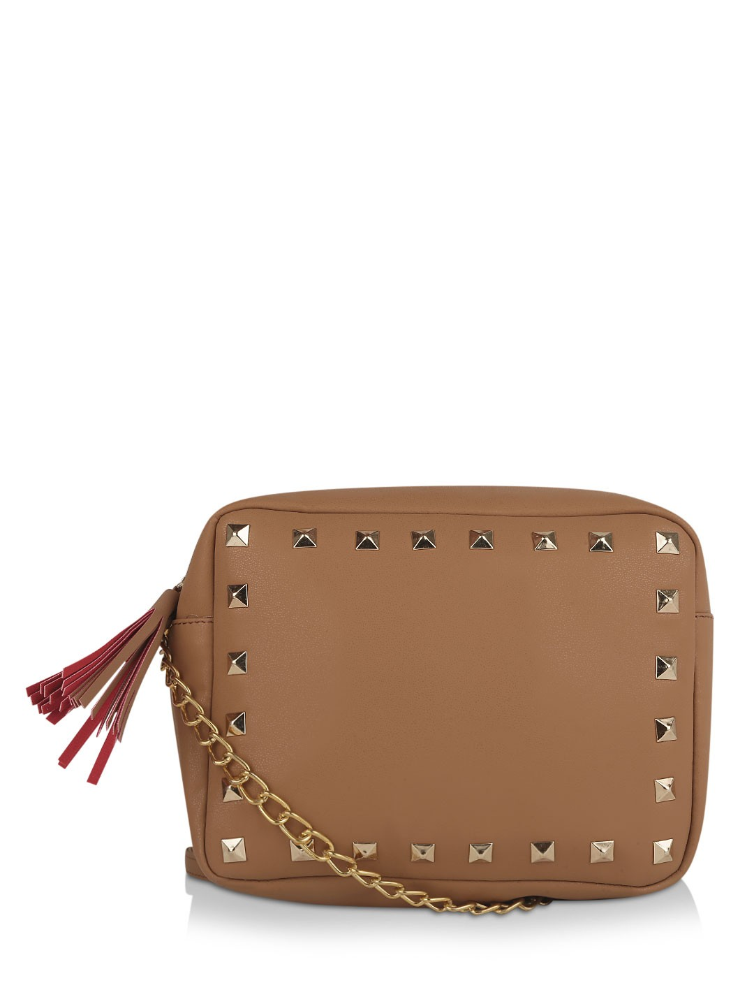 Buy PARIS BELLE Studded Sling Bag For Women - Women's Multi Sling ...