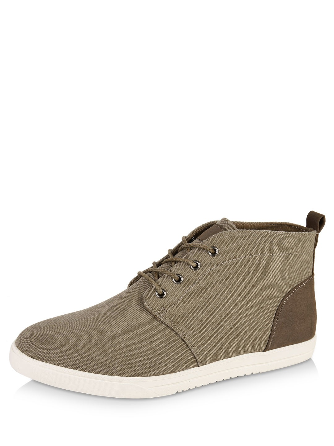 buy new look canvas chukka boots for s multi