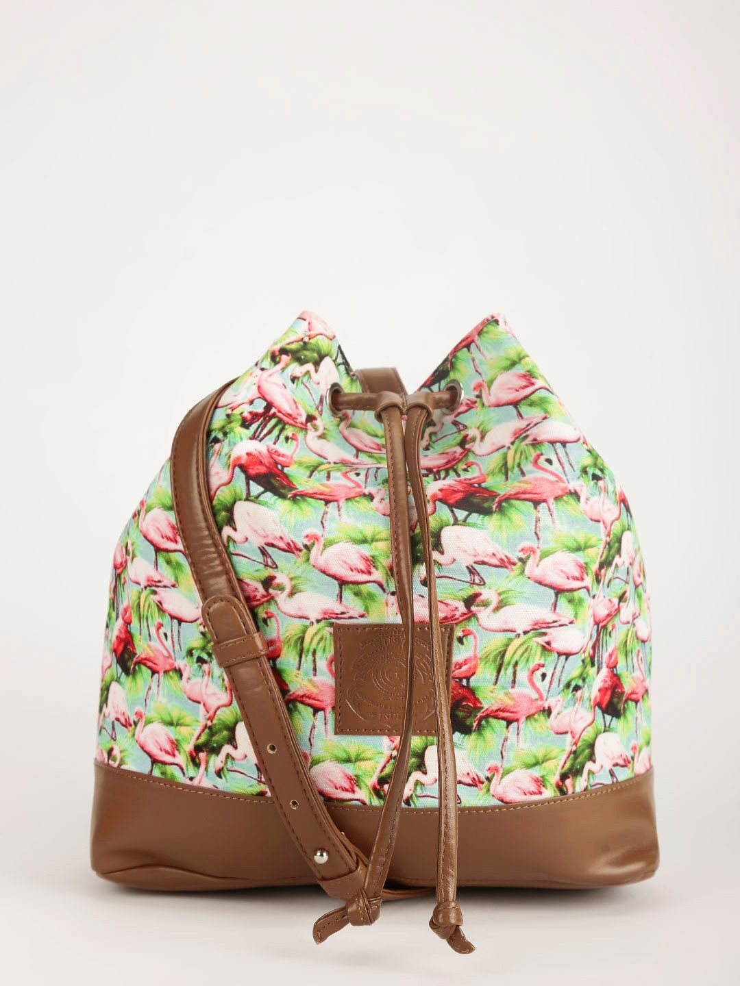 Buy GUSTO Printed Canvas Sling Bag For Women - Women's Multi Sling ...