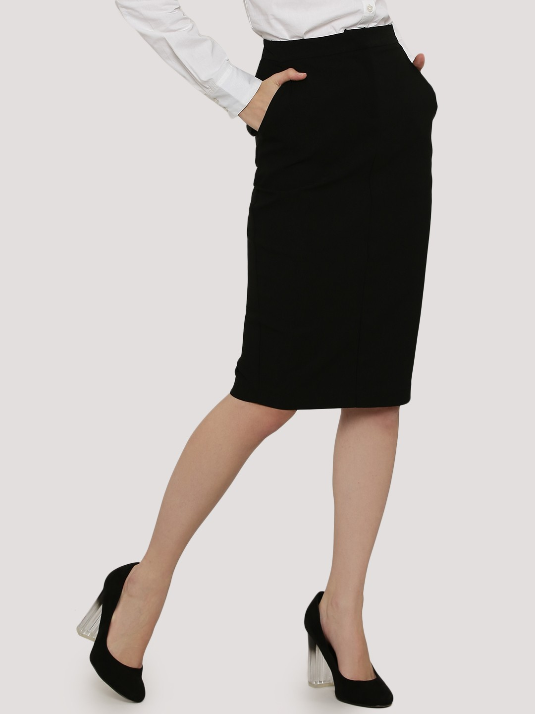 Formal Skirts - Buy Formal / Work Skirts for Women Online in India