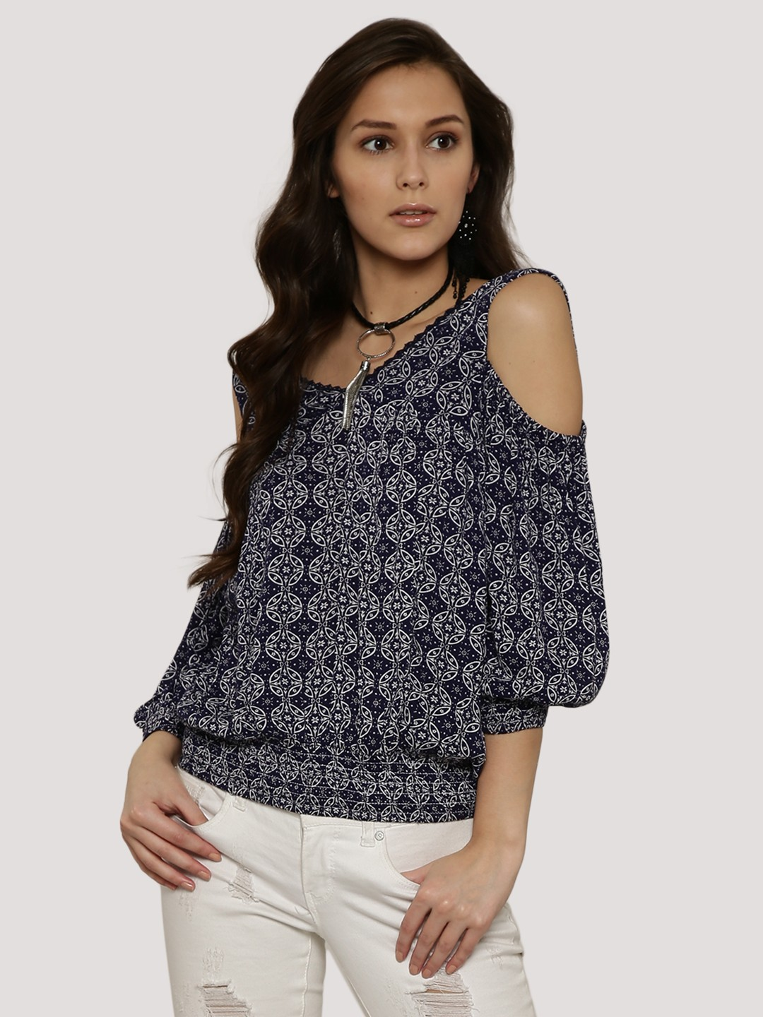 Buy Tops Online in india at Voonik. Tops have been every woman's best friend ever since shirts and pants entered the woman's wardrobe. When paired with pants they are super functional, comfortable and give you all the freedom you need to run errands, have an .