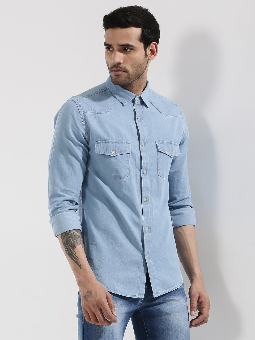 b1c4b2320d Levis Denim Shirt India Online | Top Mode Depot