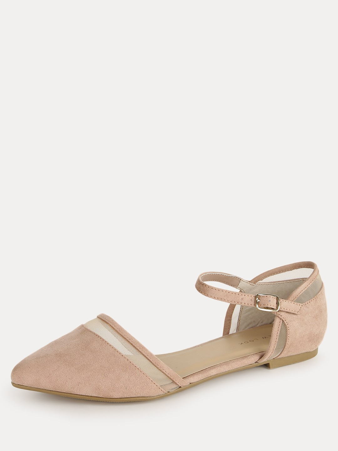 Womens sandals new look - New Look Pointed Flat Sandals