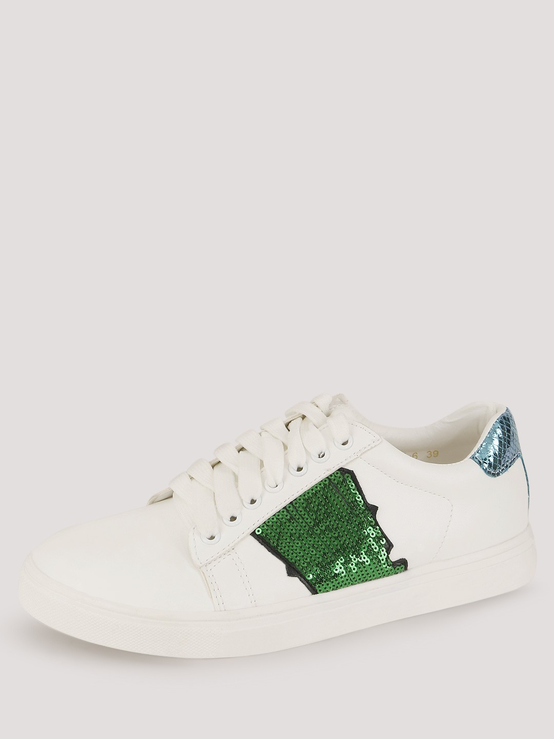 Sole Story Sequin Detail Trainers