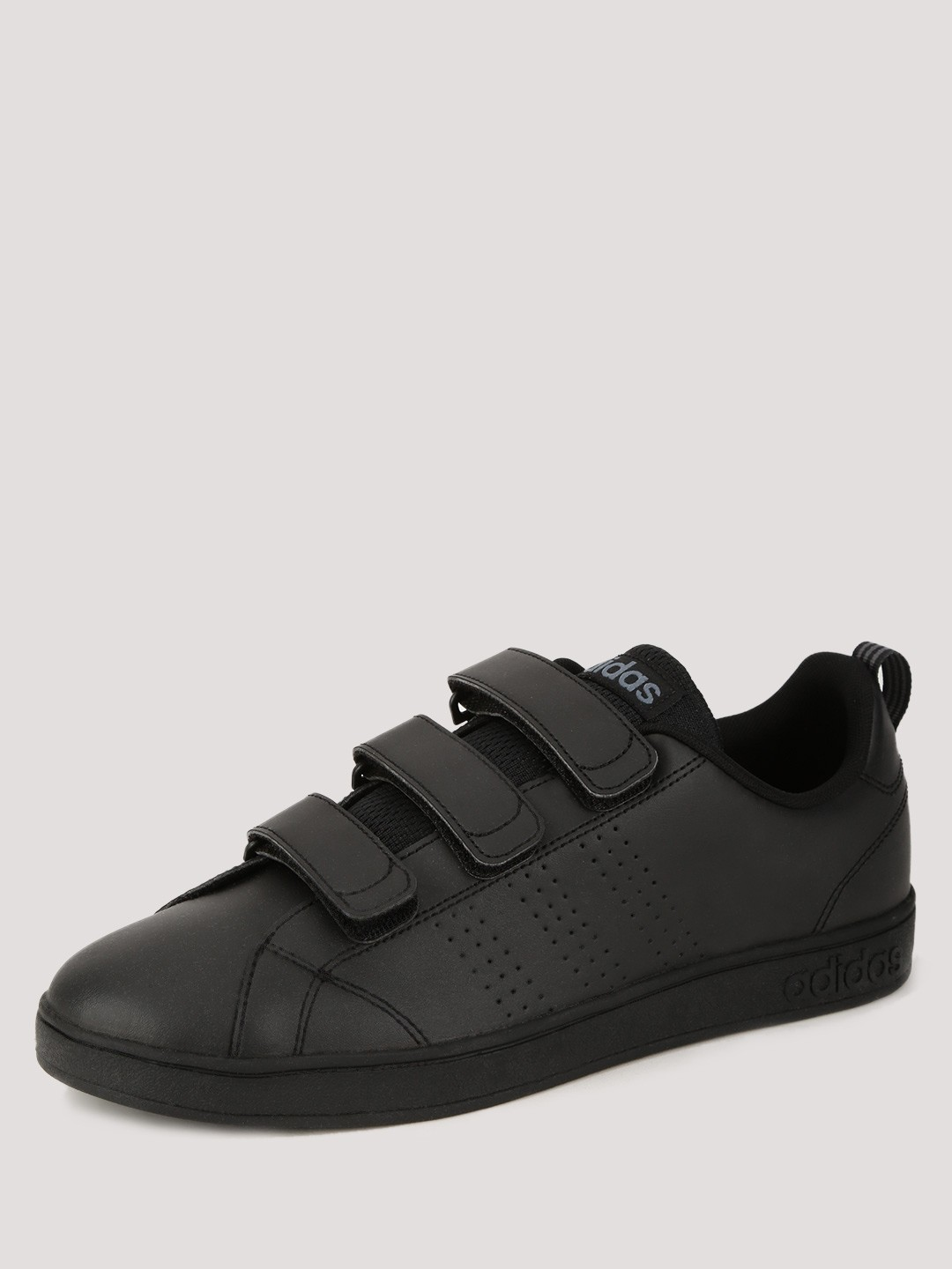 new products 92a49 ea2e3 ... Buy ADIDAS NEO Advantage Clean Synthetic Leather Shoes For ... Adidas  Neo Black Leather ...