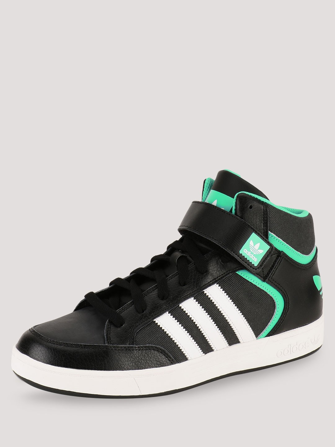 buy adidas originals varial mid top sneakers with velcro. Black Bedroom Furniture Sets. Home Design Ideas