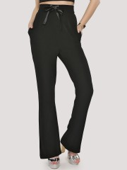 KOOVS  Lace Up Front Trousers