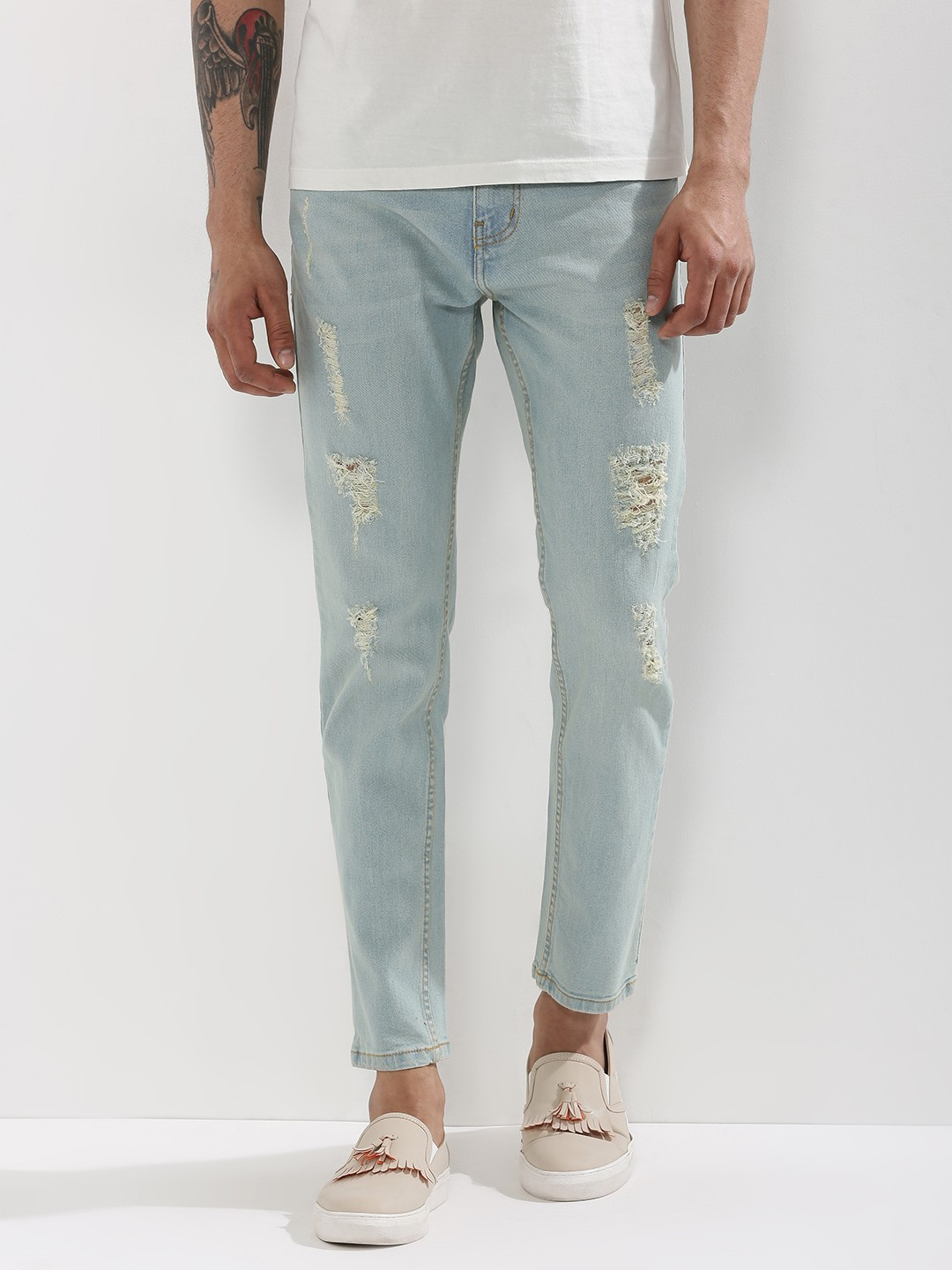online shopping ripped jeans - Jean Yu Beauty