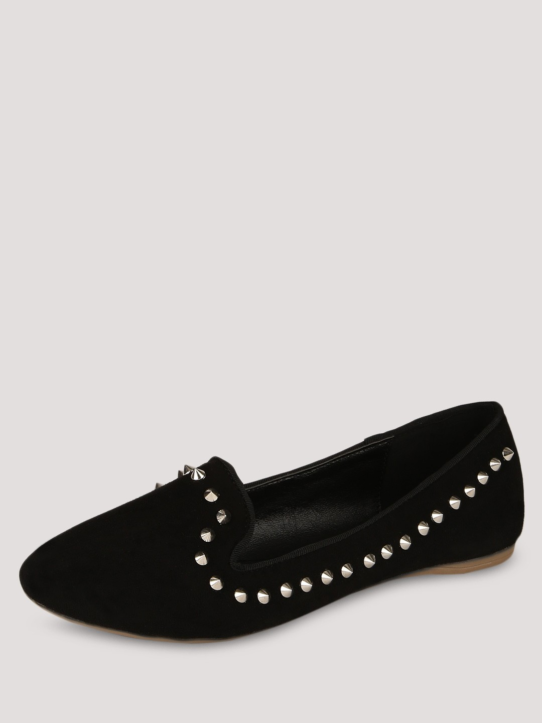 buy my foot couture studded slip on shoes for