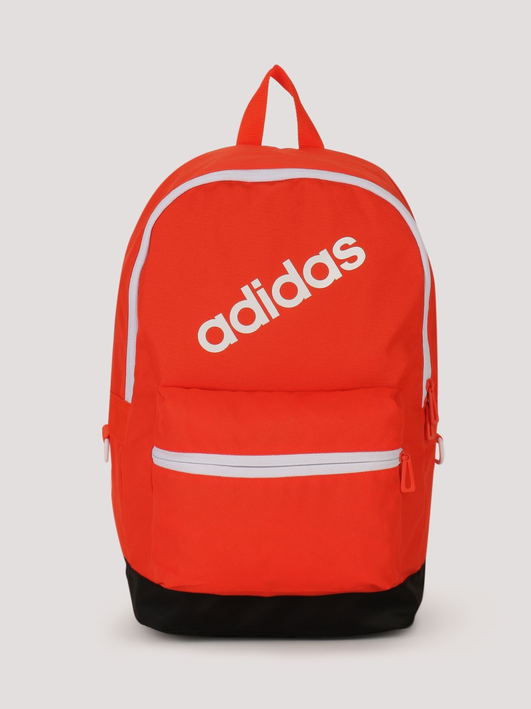 buy adidas neo daily backpack with contrast zip and name. Black Bedroom Furniture Sets. Home Design Ideas