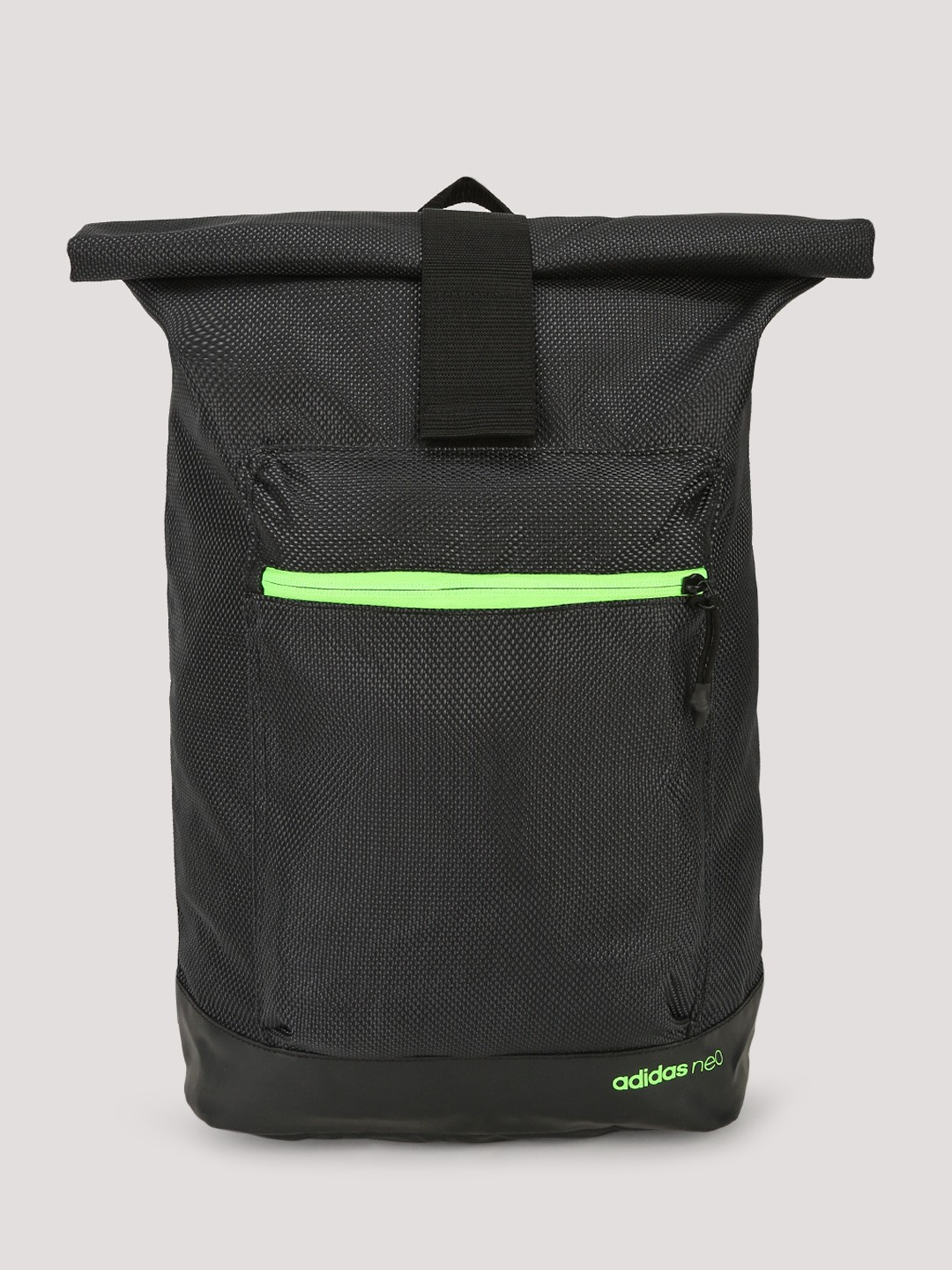 buy adidas neo city backpack with rolltop detailing for. Black Bedroom Furniture Sets. Home Design Ideas