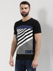 F2000 BY FLYING MACHINE  Crew Neck T-Shirt - 89419