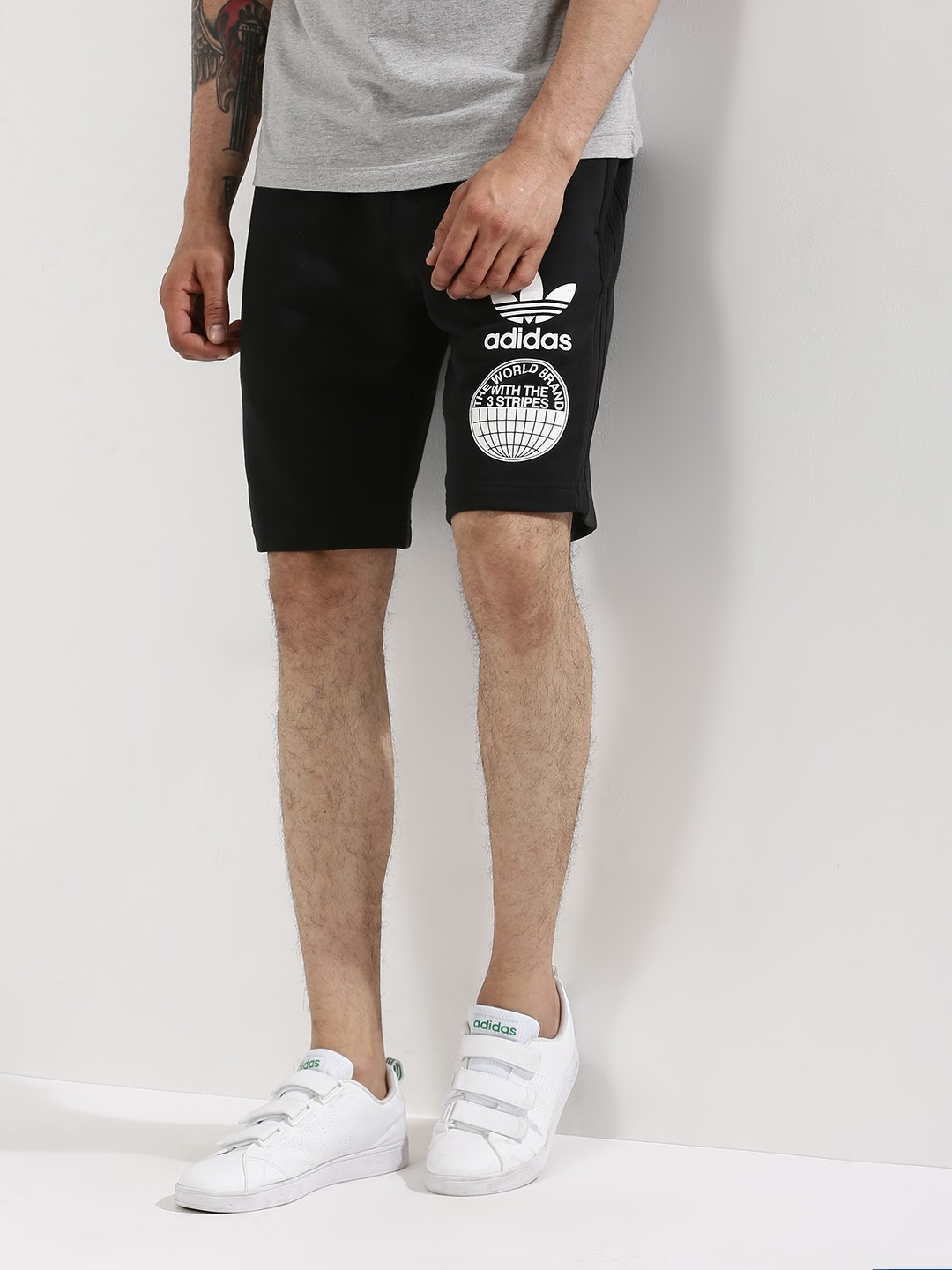 ... ORIGINALS Street Graphic Shorts For Men - Men's Shorts Online in India