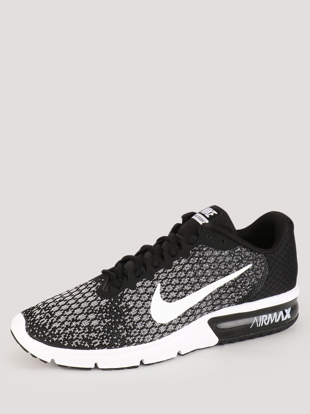 buy nike air max sequent 2 running shoes for men men 39 s multi sports trainers sneakers online. Black Bedroom Furniture Sets. Home Design Ideas