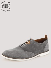 KOOVS  Leather Lace Up Shoes